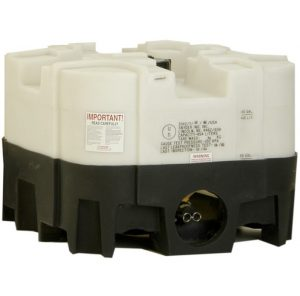 120 Gallon Standard Stackable IBC Tote