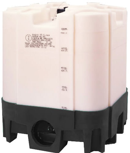220 Gallon Polyethylene Stackable IBC