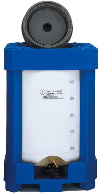 220 Gallon Heavy Duty 20″ Manway Ultratainer IBC