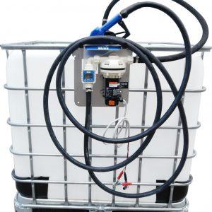 275 Gallon 12V DEF IBC Tote
