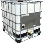 275 Gallon New Caged IBC