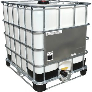 275 Gallon New Caged IBC