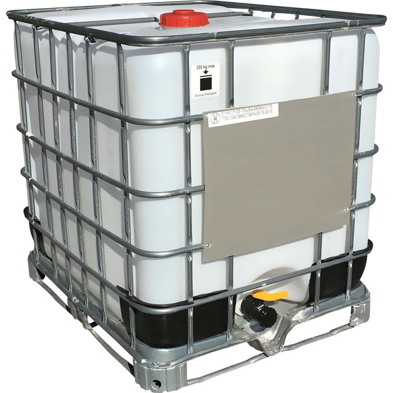 275 Gallon Reconditioned Caged IBC