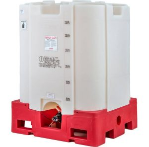330 Gallon Premium Stacking IBC Tote