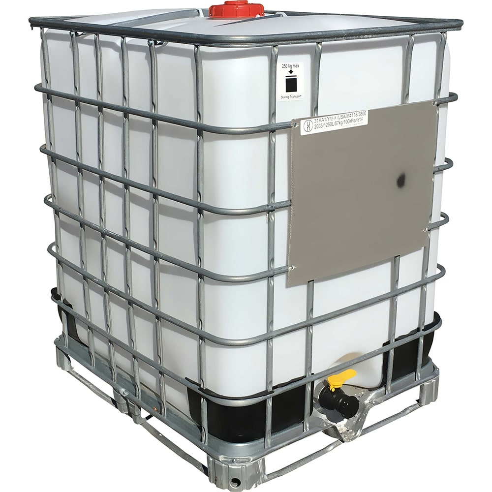 330 Gallon Reconditioned IBC Tote