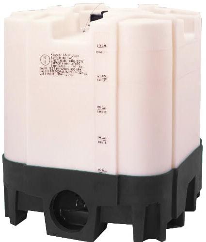 330 Gallon Polyethylene Stackable IBC