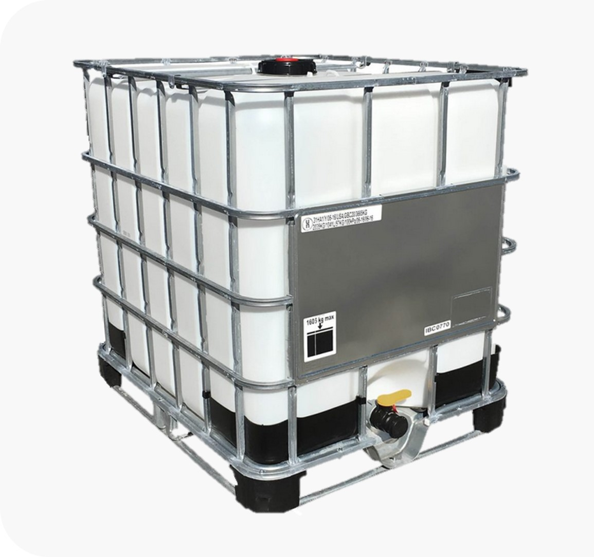 Ibc Tote Specifications Understanding Costs Sizes And Dimensions